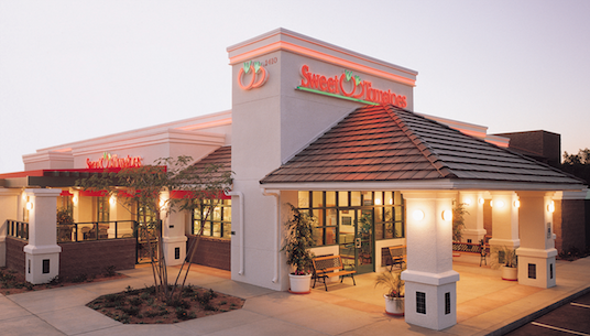 Kid-friendly restaurant in Orlando: Sweet Tomatoes