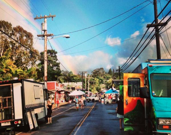 Free things to do on Maui - Maui Fridays street party