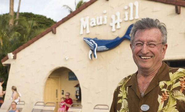 Maui Happy Hour at Dennis - manager at Maui Hill