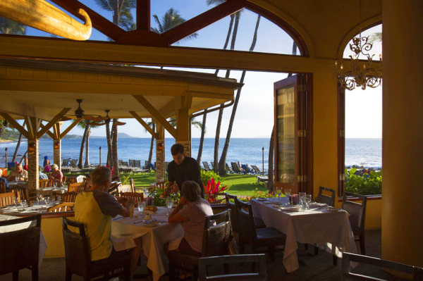 5 Palms at Mana Kai | A Maui restuarant with a great happy hour