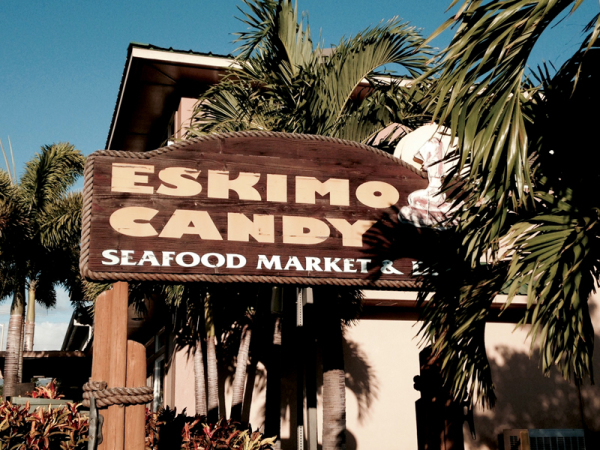 Lunch in Maui: Eskimo Candy Seafood Market & Cafe
