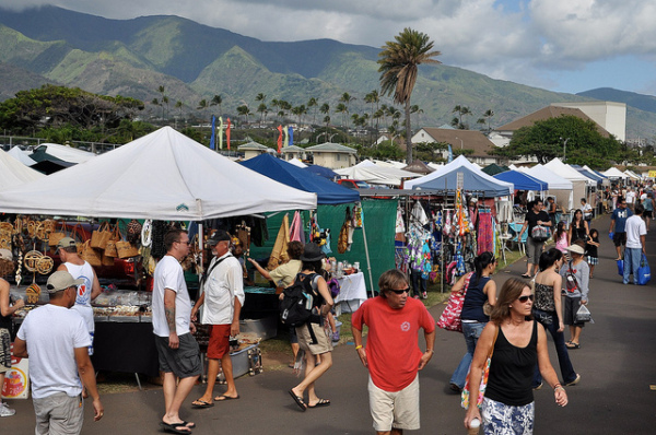 Maui Events: Wap Meets