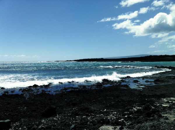 Free things to do on Maui - Visit La Perouse Bay and Lava flow
