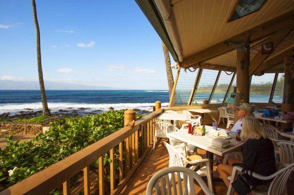 Gazebo Restaurant at Napili Shores | Maui restaurant with the best brunch on the island