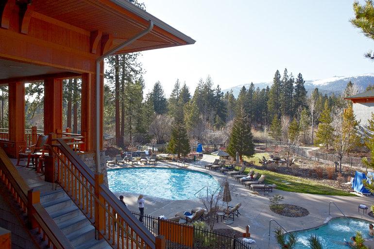 Hyatt High Sierra Lodge Timeshare Resales Incline